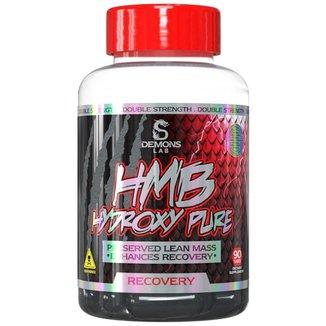 Hmb Hydroxy Pure (90 Tabs) Demons Lab