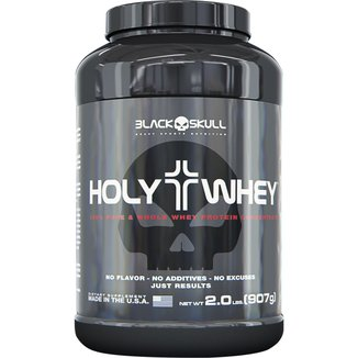 Holy Whey 907 g - Black Skull