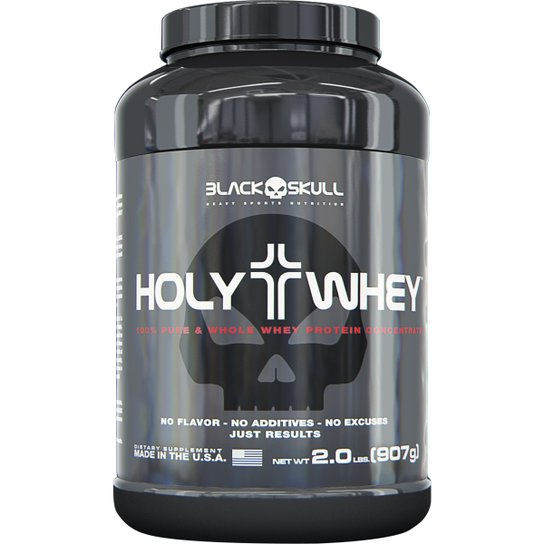 Holy Whey 907 g - Black Skull -