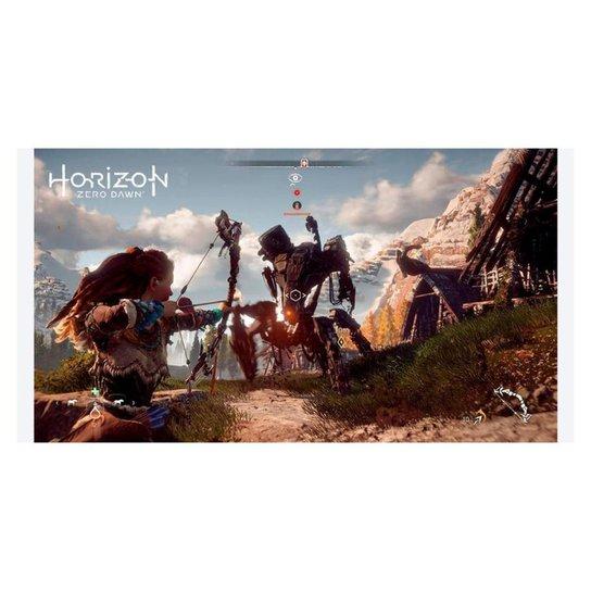 Horizon Zero Dawn Complete Edition Hits Ps4 - Incolor
