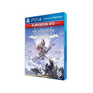 Horizon Zero Dawn: Complete Edition para PS4
