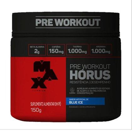 Horus Pre-Workout 150g Max Titanium