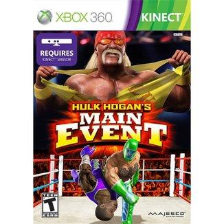 Hulk Hogan's Main Event - Xbox 360