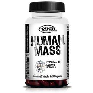 Human Mass 60 Cáps Power Supplements