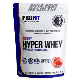 Hyper Whey 900g Morango - Profit