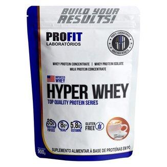 Hyper Whey Refil 900g - Cappuccino - Profit