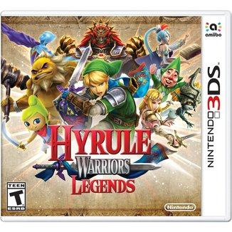Hyrule Warriors Legends - 3Ds