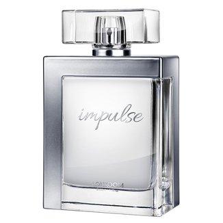 Impulse for Men Lonkoom - Perfume Masculino - Eau de Toilette 100ml