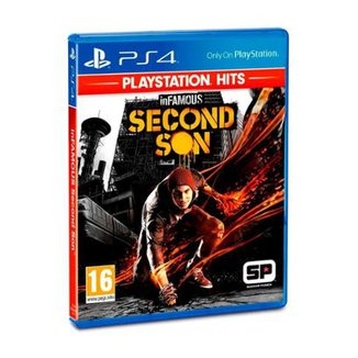 Infamous Second Son Hits Ps4