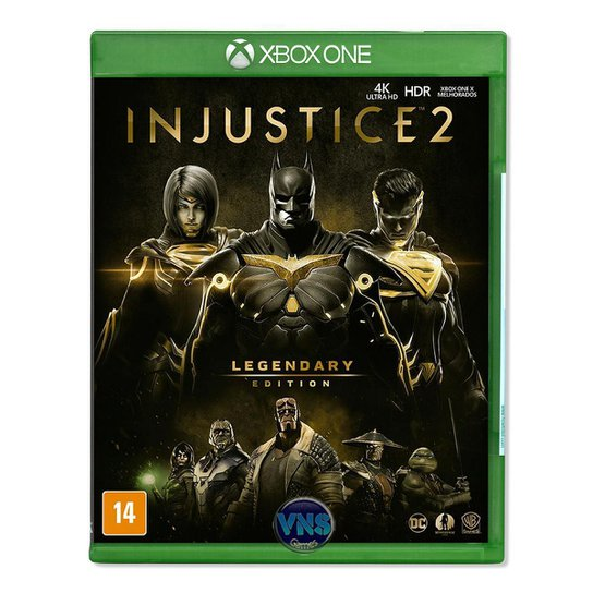 Injustice 2 Legendary Edition - Xbox One - Incolor