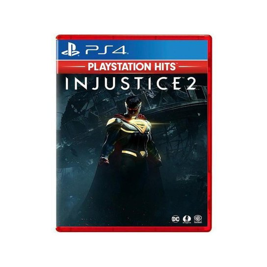 Injustice 2 para PS4 NetherRealm Studios - Azul