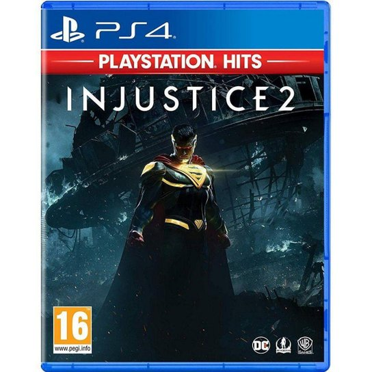 Injustice 2 Ps4 - Incolor