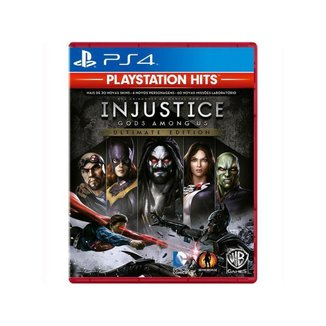 Injustice Gods Among Us Ultimate Edition para PS4