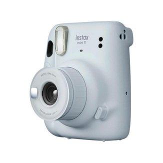 Instax Mini 11 Fujifilm Lilás Flash Automático