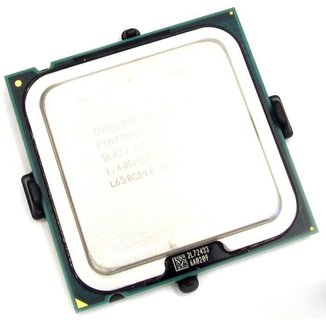 Intel® Pentium® E2140 - LGA 775 - 1.60GHz cache 1MB - Tray sem cooler