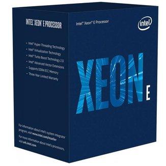 Intel® Xeon® E-2124 - LGA 1151 - 3.3GHz (Turbo 4.3GHz) - Cache 8MB - BX80684E2124