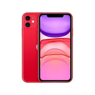 """iPhone 11 Apple 128GB (PRODUCT)RED 6,1"""" 12MP"""