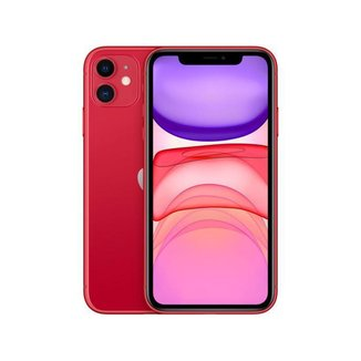 """iPhone 11 Apple 64GB (PRODUCT)RED 6,1"""" 12MP iOS"""