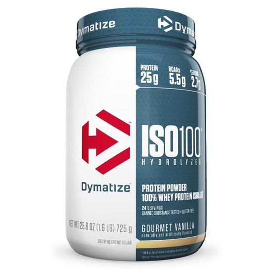 Iso 100 Hydrolyzed (1.6Lbs/725G) - Dymatize Nutrit -