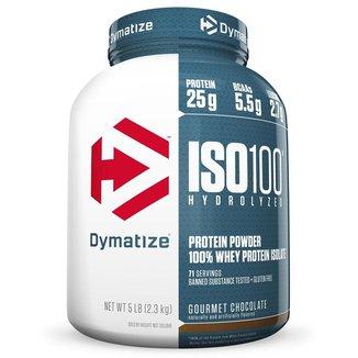 Iso 100 Hydrolyzed (5Lbs/2.263G) - Dymatize Nutrit