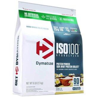 ISO 100 Hydrolyzed Dymatize Nutrition - 2.7kg