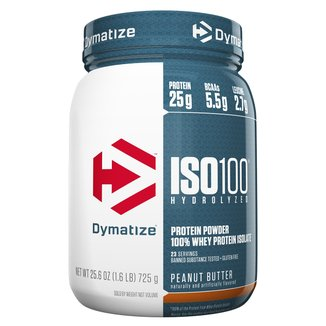 ISO 100 Whey Zero Carb 1.6 Lbs - Dymatize Nutrition