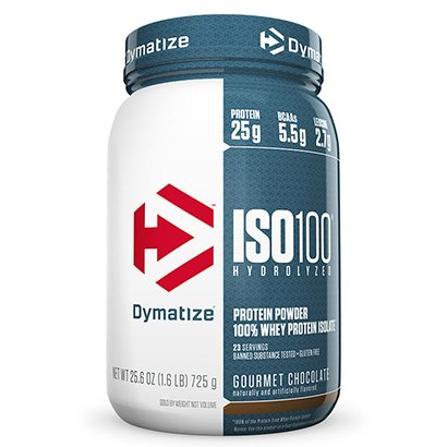 ISO 100 Whey Zero Carb 1.6 Lbs - Dymatize Nutrition