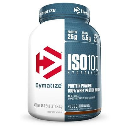 ISO 100 Whey Zero Carb - 3 Lbs - Dymatize Nutrition