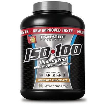 ISO 100 Whey Zero Carb 5,75 Lbs - Dymatize Nutrition