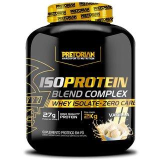 ISO Protein Zero Carb 2kg Pretorian Nutrition