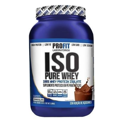 Iso Pure Whey 900gr - ProFit