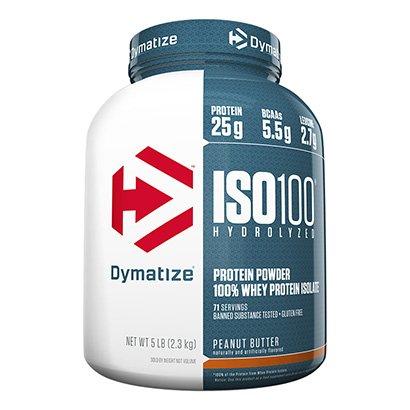 Iso100 Hydrolyzed Whey - 5 Lbs - Dymatize Nutrition