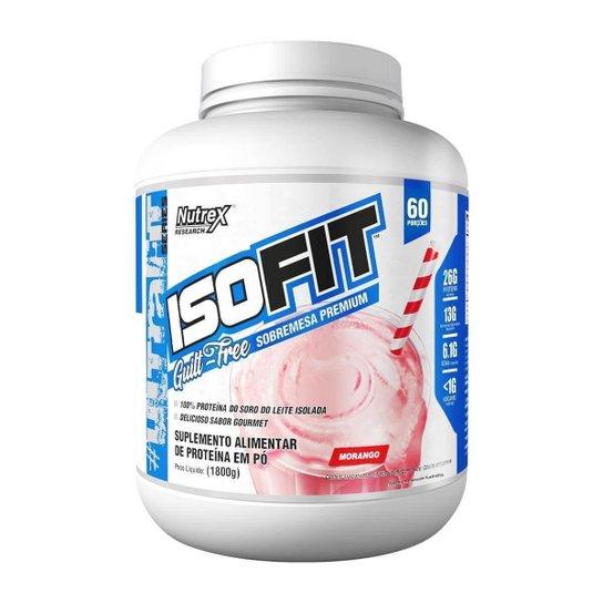 Isofit 100% Whey Isolado (4Lb) - Nutrex -