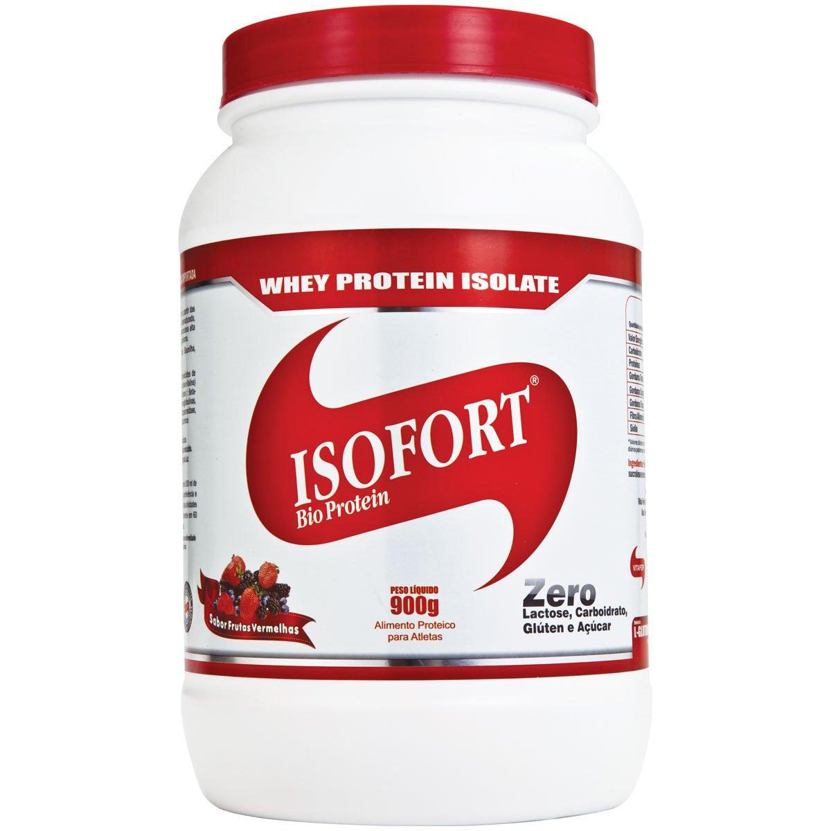 Isofort 900 g - Vitafor - Frutas Vermelhas - Compre Agora  51e38b6c500