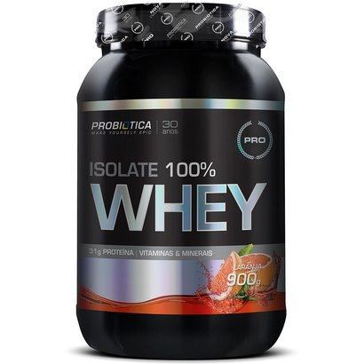Isolate 100% Whey Protein 900g – Probiótica