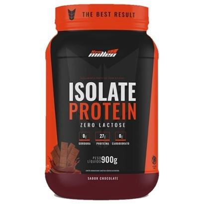Isolate Protein - 900g Chocolate - New Millen - Unissex