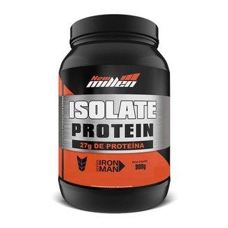 Isolate Protein Baunilha 900g - New Millen