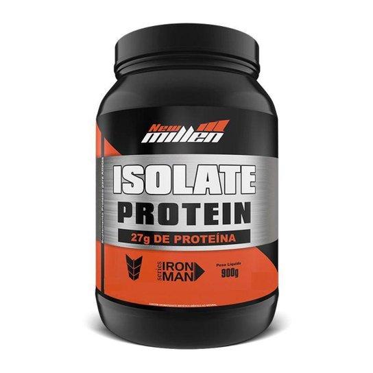 Isolate Protein Baunilha 900g - New Millen -