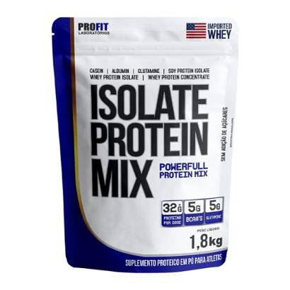 Isolate Protein Mix 2kg (refil) – ProFit