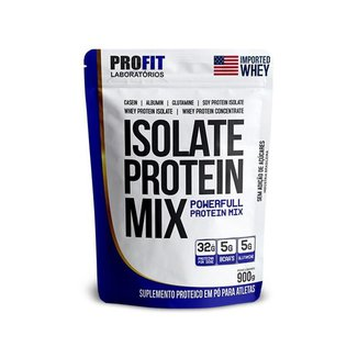 Isolate Protein Mix 900g Refil Profit