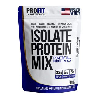 Isolate Protein Mix 900gr (refil) - ProFit