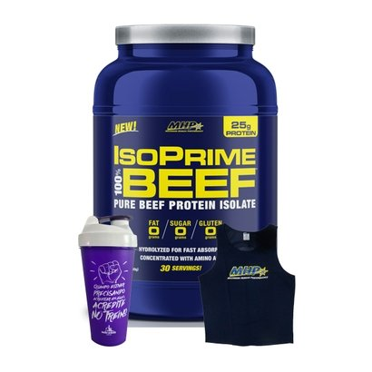 Isoprime 100% Beef Protein Isolate (819G) - Mhp
