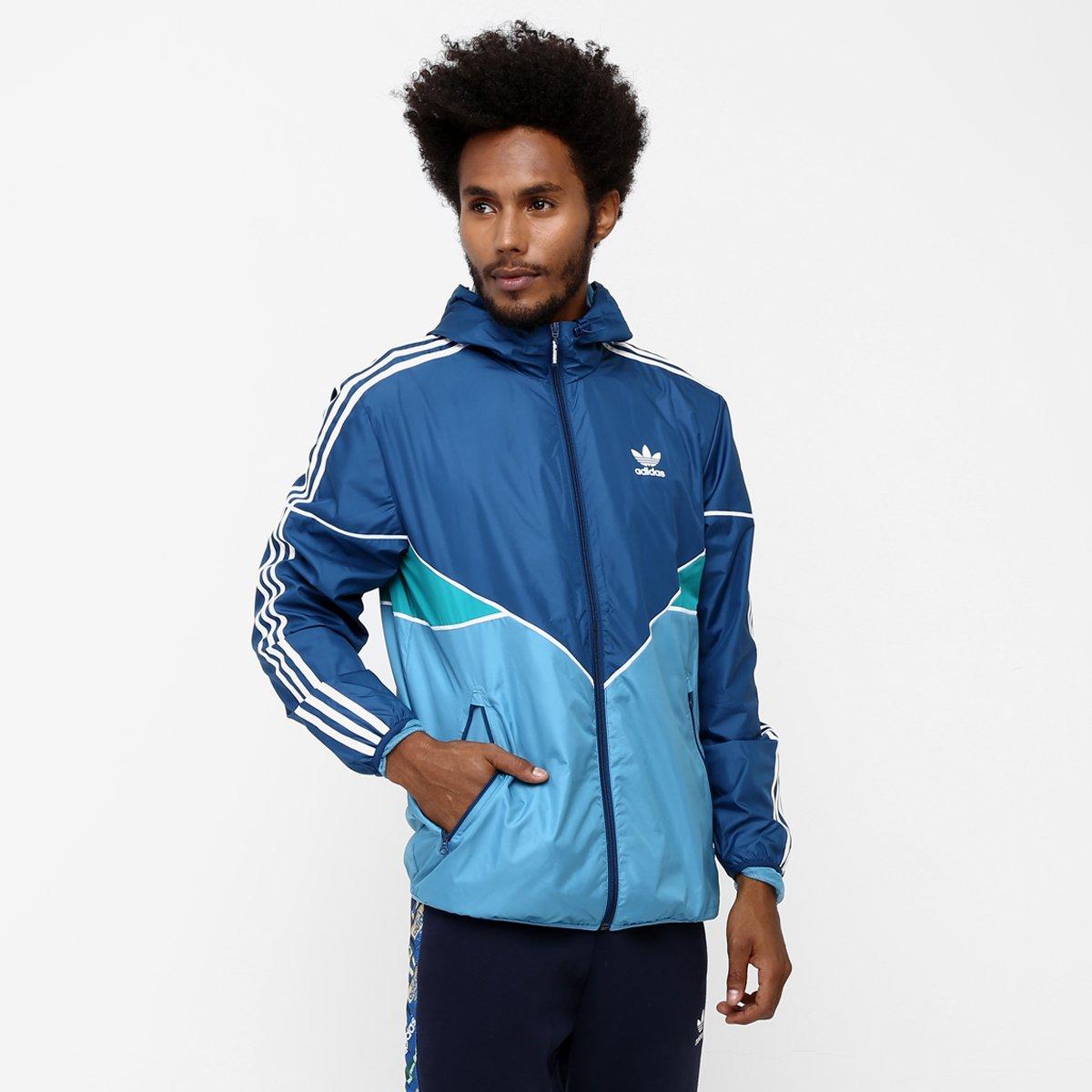 cc35f1005d8 Jaqueta Adidas Colorado Tennis c  Capuz - Compre Agora