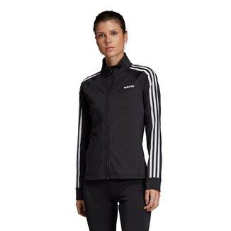 Jaqueta Adidas D2M 3S Tracktop Feminina