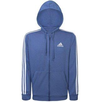 Jaqueta Adidas Essentials 3 Listras Masculina
