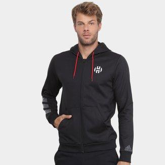Jaqueta Adidas Harden Fleece Fz Masculina