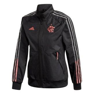Jaqueta Adidas Hino CR Flamengo Feminina