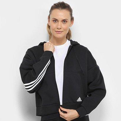 Jaqueta Adidas Mh 3S Dk Hd Feminina