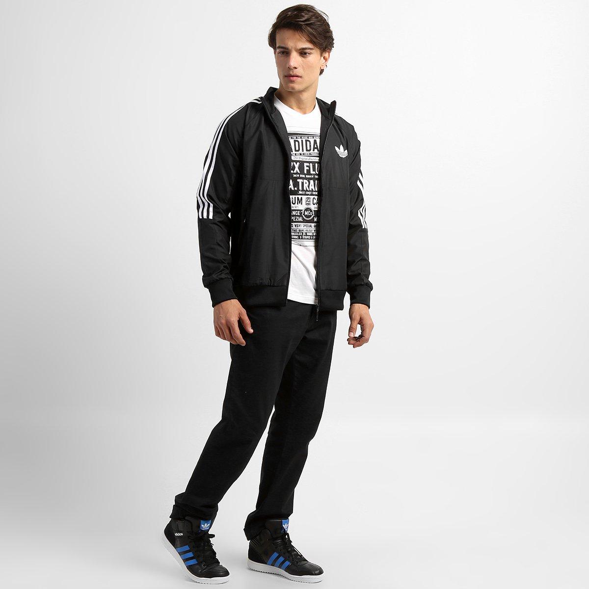 Jaqueta Adidas Sst Tt - Compre Agora  e13e795943355