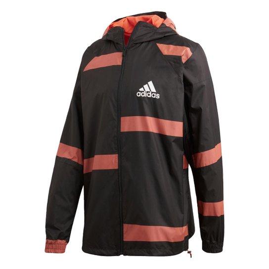 Jaqueta  Adidas W.N.D. Masculina - Preto